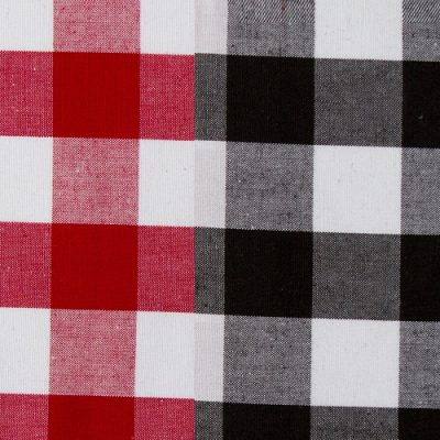 Yarn Dyed Check Fabric