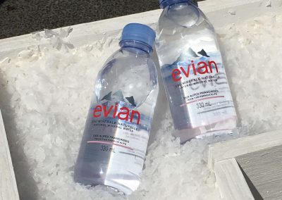 evian-bottles-with-dry-snow