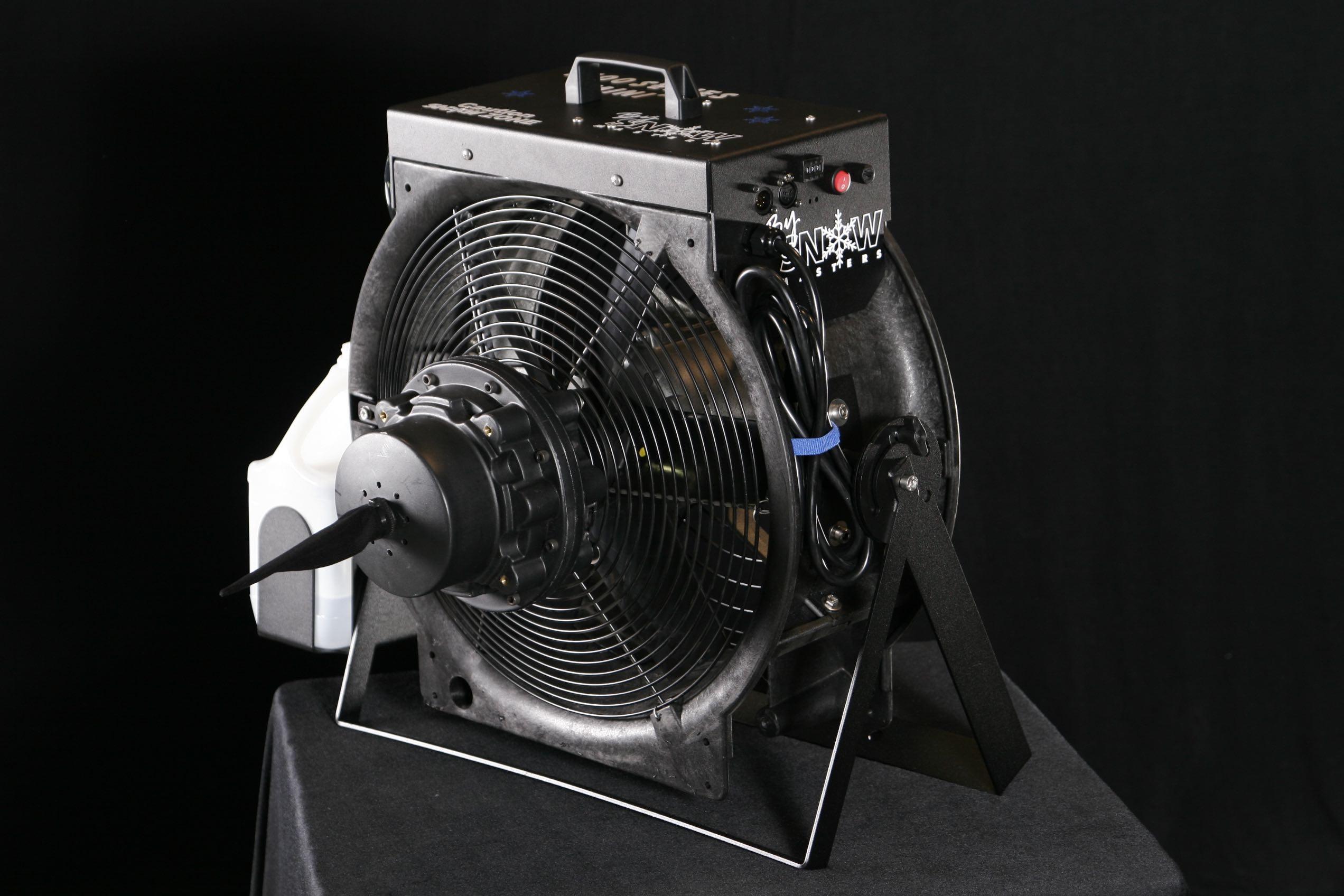 T-1500 Mini Fake Snow Machine