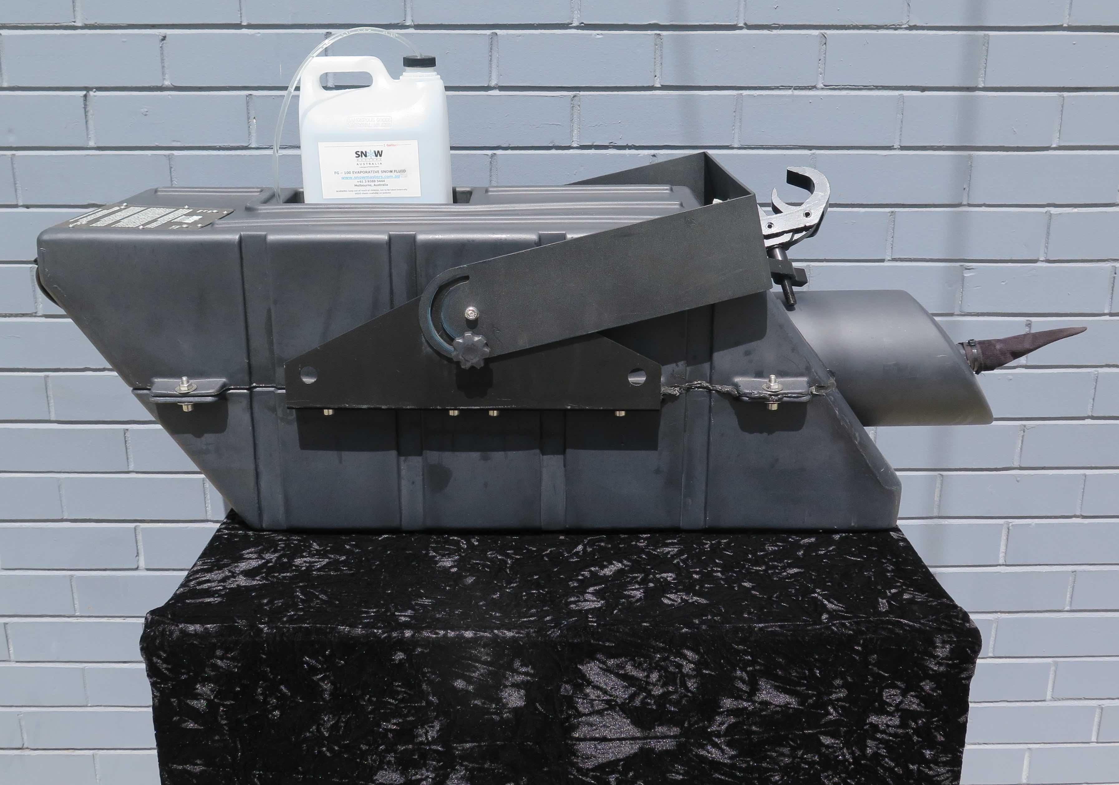 evaporative snow machine